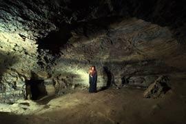 Пещера древневизантийского монастыря