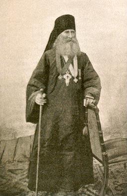 Архимандрита Мартирия - основатель монастыря