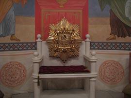 Список иконы Почаевской Божией Матери