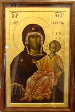 икона Божьей матери 'Благословение'