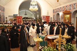 Престольный праздник монастыря. 08
