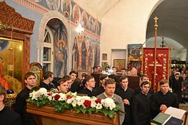 Престольный праздник монастыря. 10
