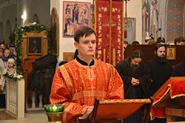 Престольный праздник монастыря. 11
