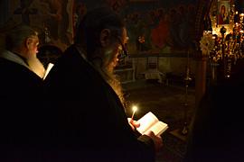 Престольный праздник монастыря. 12