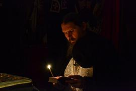 Престольный праздник монастыря. 13