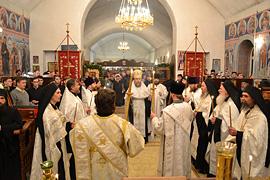Престольный праздник монастыря. 14