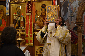 Престольный праздник монастыря. 15