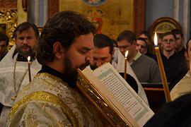 Престольный праздник монастыря. 17