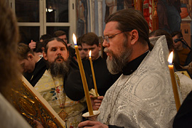 Престольный праздник монастыря. 18