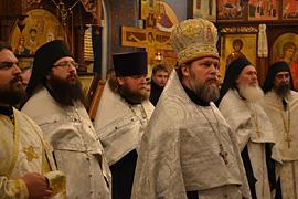 Престольный праздник монастыря. 20