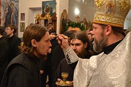 Престольный праздник монастыря. 22