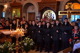 Престольный праздник монастыря. 33