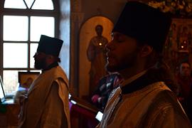 Престольный праздник монастыря. 35