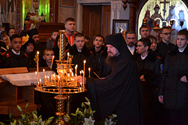 Престольный праздник монастыря. 36