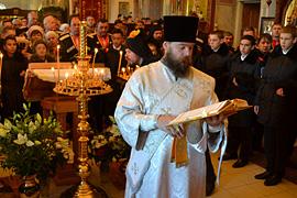 Престольный праздник монастыря. 37