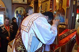 Престольный праздник монастыря. 39