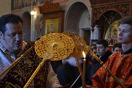 Престольный праздник монастыря. 40