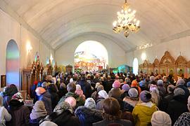 Престольный праздник монастыря. 41