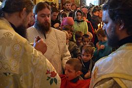 Престольный праздник монастыря. 43