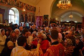 Престольный праздник монастыря. 44