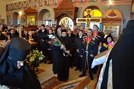 Престольный праздник монастыря. 45